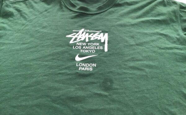 Tシャツのシミ